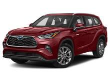 2021_Toyota_Highlander Hybrid_Limited_ Martinsburg
