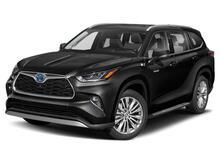 2021_Toyota_Highlander Hybrid_Platinum_ Central and North AL
