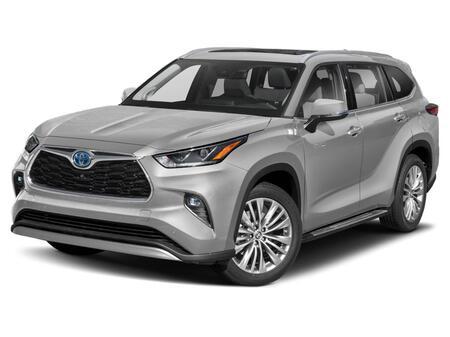 2021_Toyota_Highlander Hybrid_Platinum_ Salisbury MD