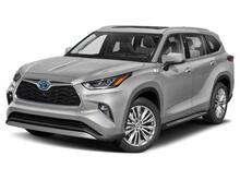 2021_Toyota_Highlander Hybrid_Platinum_ Martinsburg