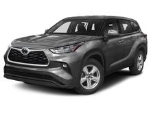 2021_Toyota_Highlander_L FWD_ Central and North AL