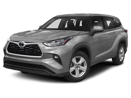 2021_Toyota_Highlander_L_ Salisbury MD