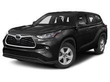2021_Toyota_Highlander_LE_ Central and North AL