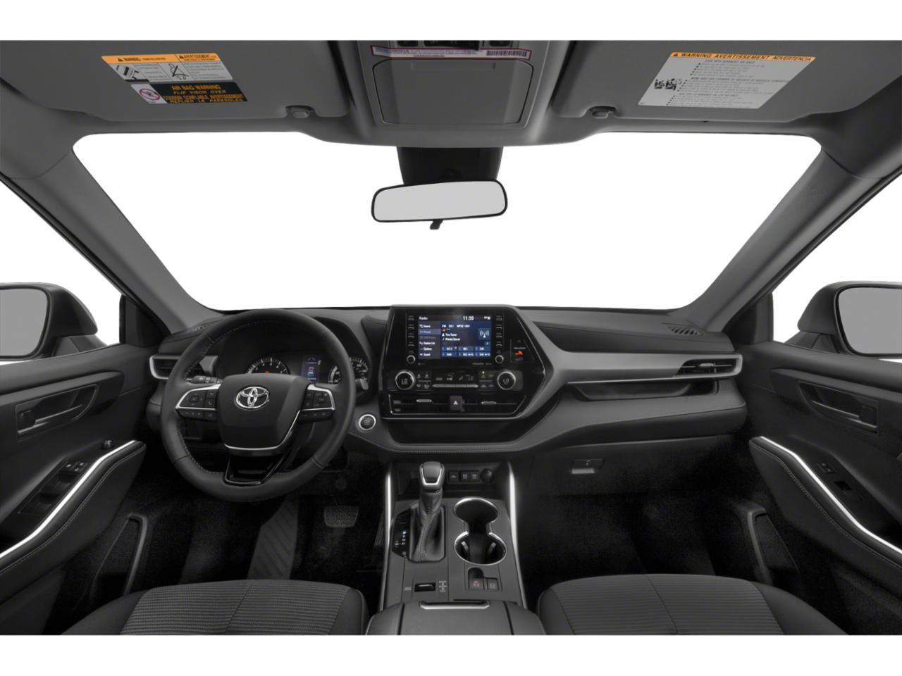 2021 Toyota Highlander LE South Burlington VT
