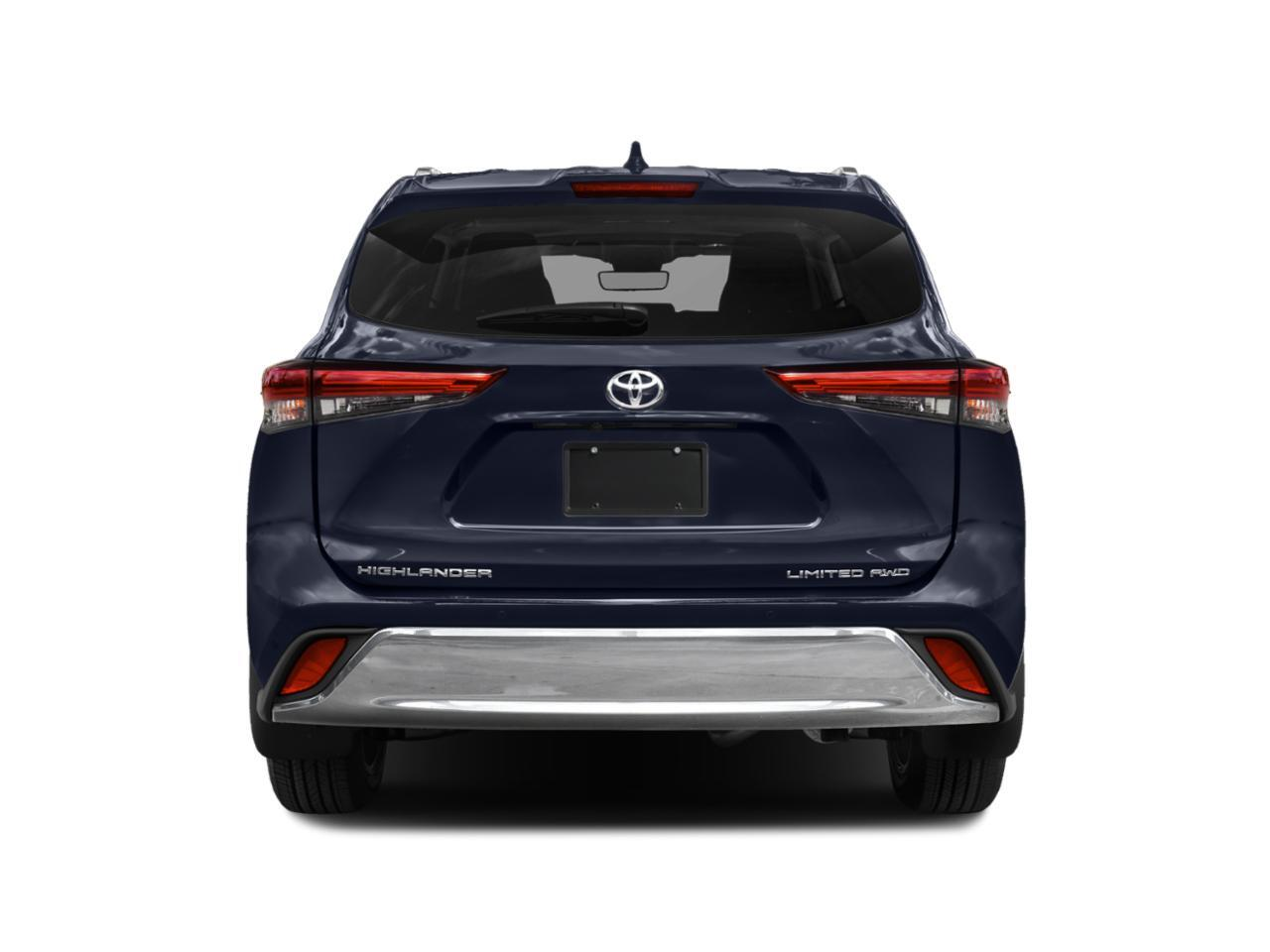 2021 Toyota Highlander Limited Burlington NC