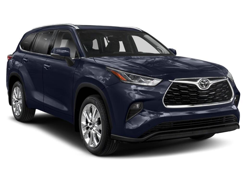 2021 Toyota Highlander Limited Salisbury MD