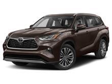 2021_Toyota_Highlander_Platinum_ Central and North AL