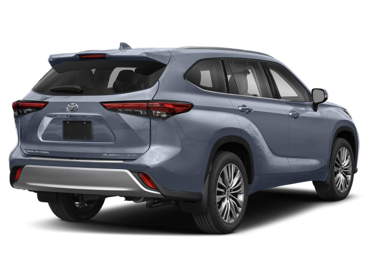 2021 Toyota Highlander Platinum Burlington NC