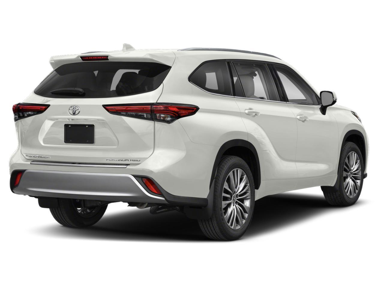 2021 Toyota Highlander Platinum Holland MI