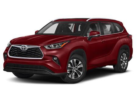 2021_Toyota_Highlander_XLE AWD_ Salisbury MD