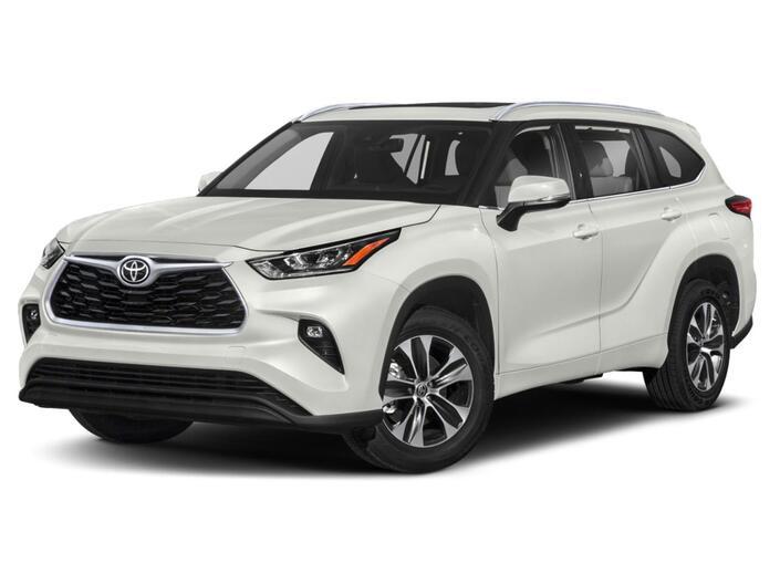 2021 Toyota Highlander XLE Lima OH