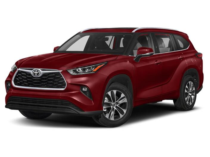 2021 Toyota Highlander XLE St. Johns NL