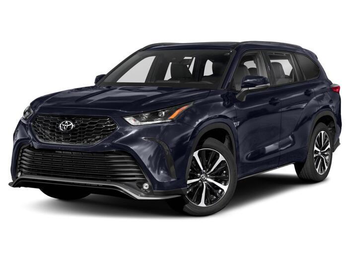 2021 Toyota Highlander XSE Lima OH