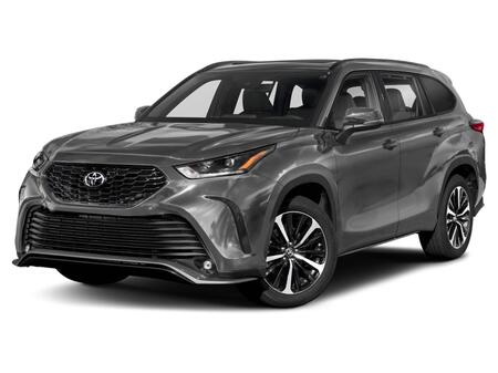 2021_Toyota_Highlander_XSE_ Salisbury MD