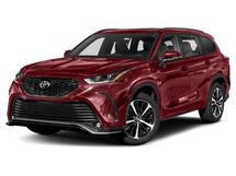 2021 Toyota Highlander XSE South Burlington VT
