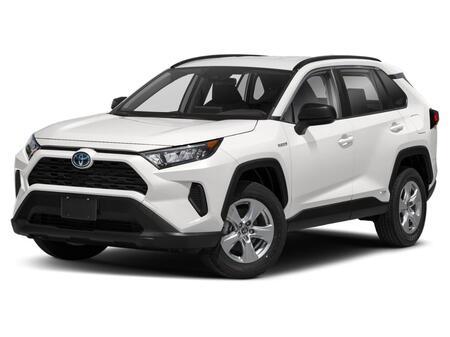 2021_Toyota_RAV4 Hybrid_LE_ Salisbury MD