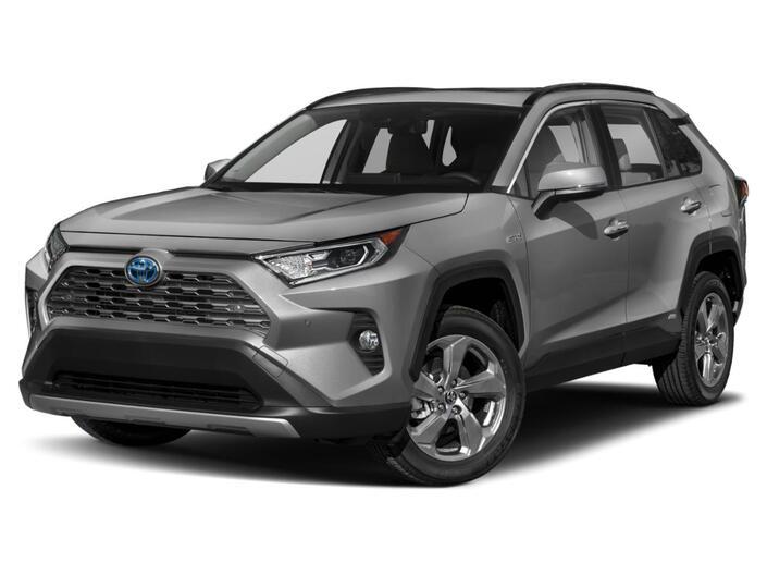 2021 Toyota RAV4 Hybrid Limited Lima OH