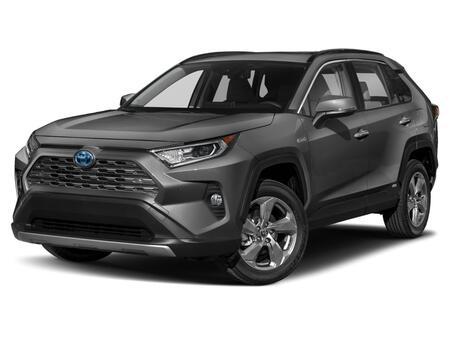 2021_Toyota_RAV4 Hybrid_Limited_ Salisbury MD