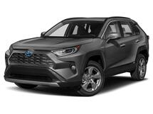 2021 Toyota RAV4 Hybrid Limited South Burlington VT