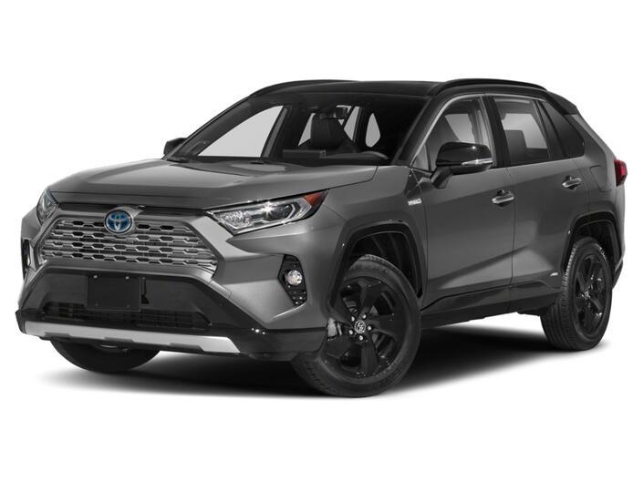 2021 Toyota RAV4 Hybrid XSE Lima OH