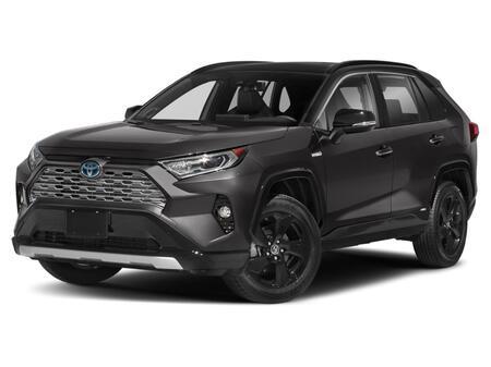 2021_Toyota_RAV4 Hybrid_XSE_ Salisbury MD