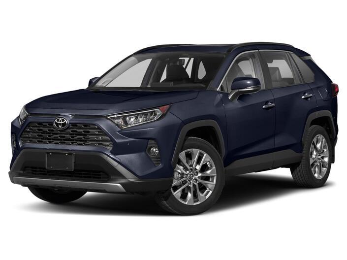 2021 Toyota RAV4 Limited St. Johns NL
