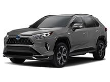 2021 Toyota RAV4 Prime SE South Burlington VT