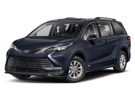 2021_Toyota_Sienna_LE 8 Passenger_ Salisbury MD