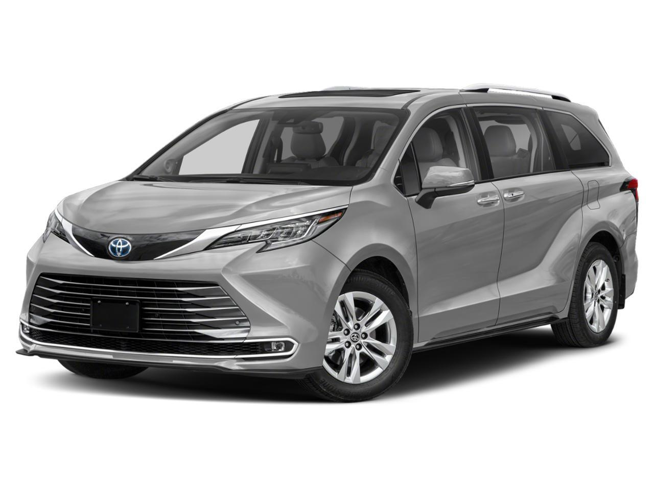 2021 Toyota Sienna LE AWD South Burlington VT