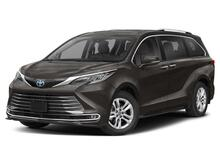 2021_Toyota_Sienna_Limited_ Central and North AL