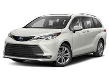 2021_Toyota_Sienna_Platinum_ Central and North AL