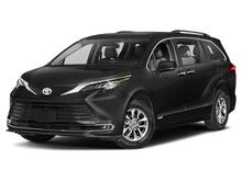 2021_Toyota_Sienna_XLE_ Central and North AL