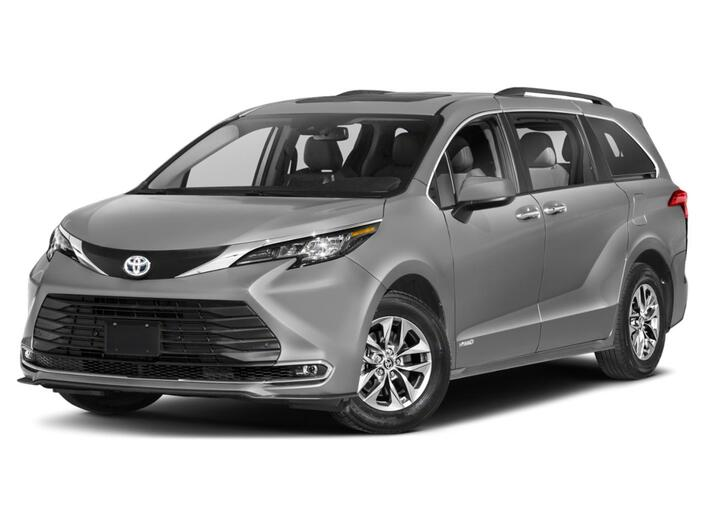2021 Toyota Sienna XLE Lima OH