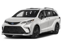 2021_Toyota_Sienna_XSE_ Central and North AL