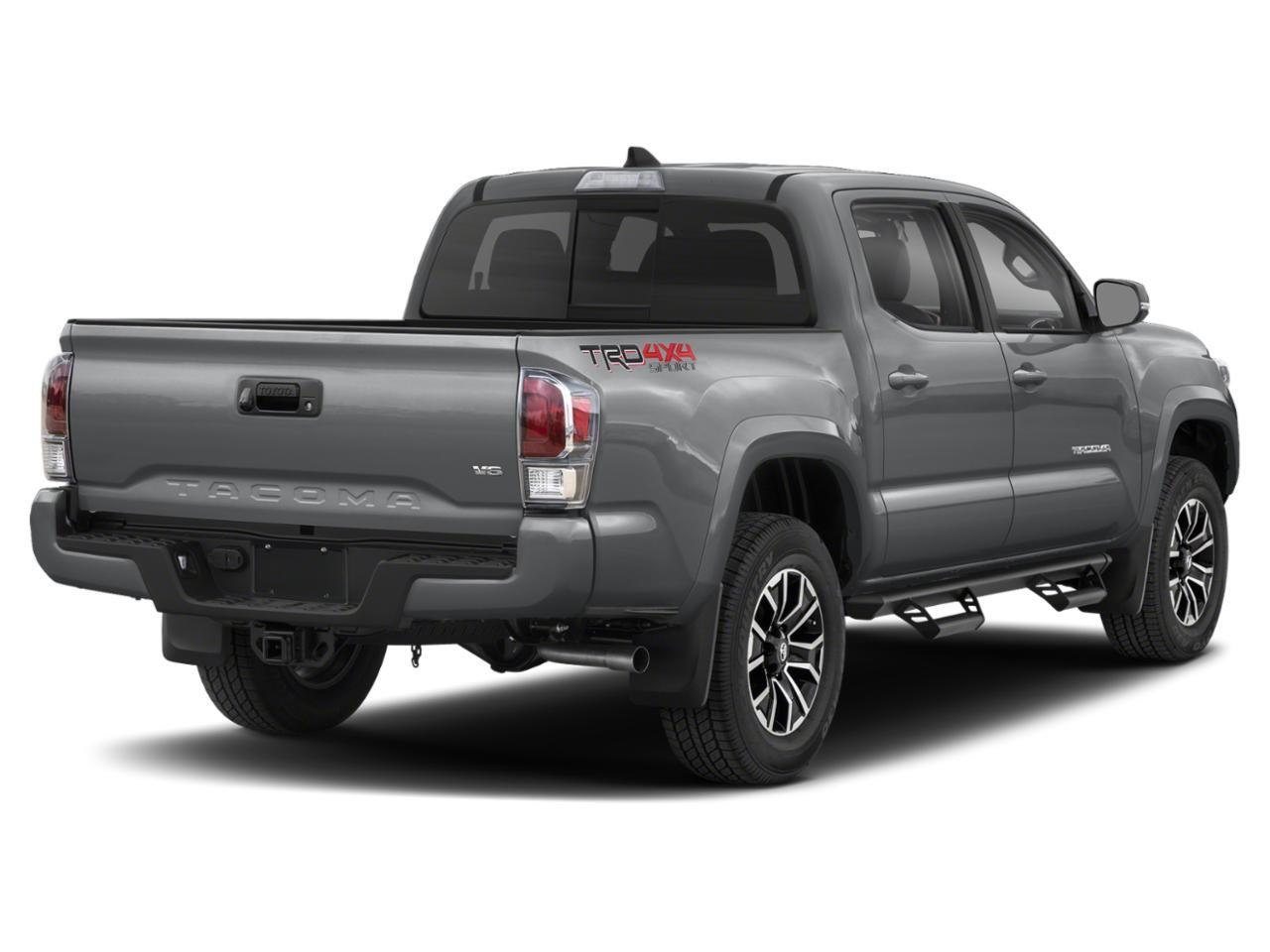 2021 Toyota Tacoma TRD Sport Double Cab 5' Bed V6 AT Mars PA