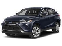 2021 Toyota Venza Limited South Burlington VT