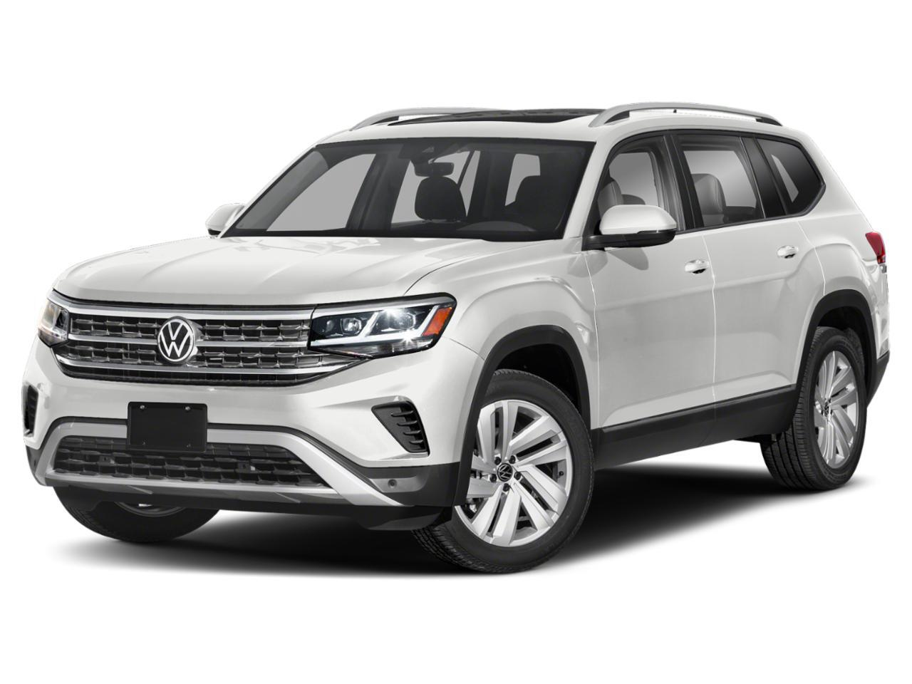 2021 Volkswagen ATLAS 3.6 V6 SE W/ TECHNOLOGY