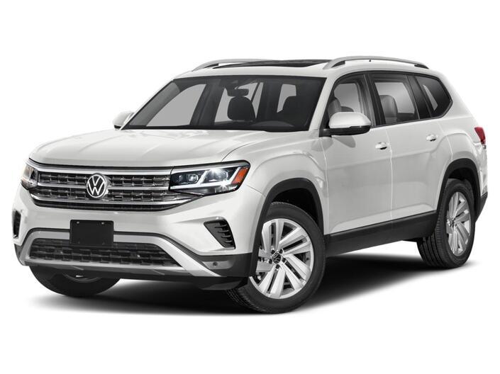 2021 Volkswagen Atlas 2021.5 2.0T SE w/Technology FWD Conroe TX