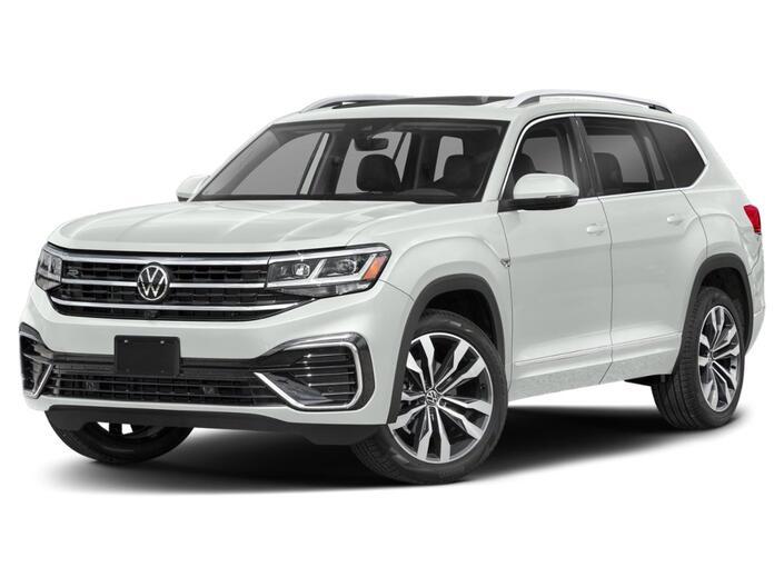2021 Volkswagen Atlas 2021.5 3.6L V6 SEL R-Line FWD Conroe TX