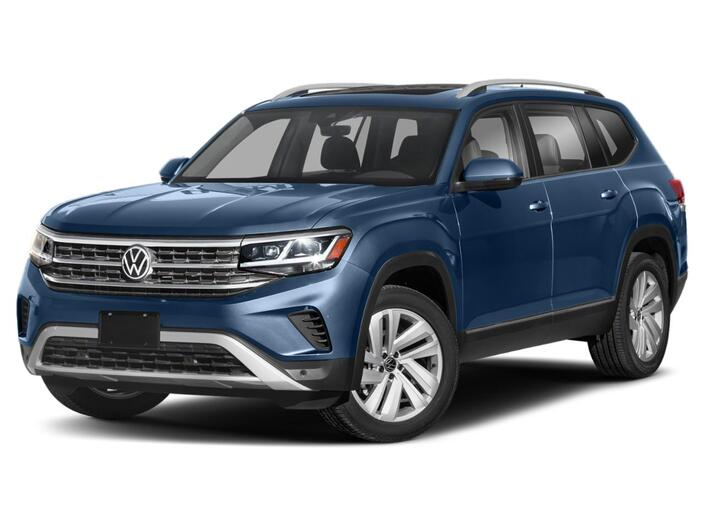2021 Volkswagen Atlas 21.5 2.0T SE 4Motion Lincoln NE