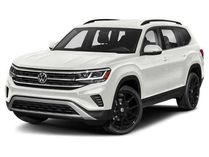 2021 Volkswagen Atlas 21.5 SE w/Tech/R-Line/Moonroof Seattle WA