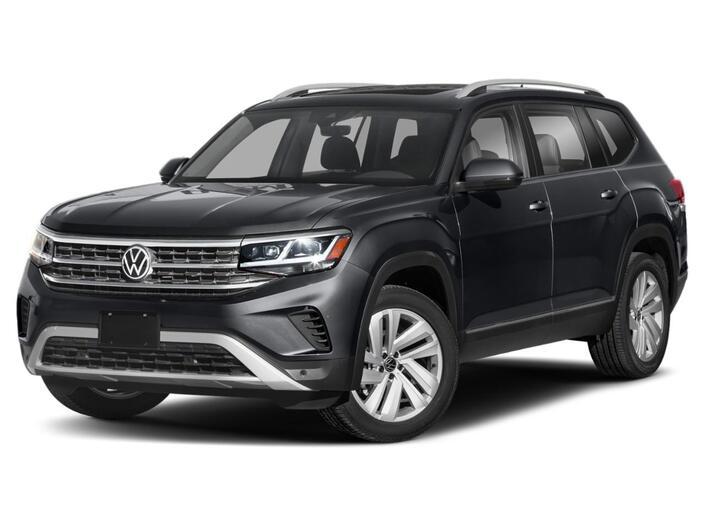 2021 Volkswagen Atlas 21.5 SE w/Tech/Sunroof Seattle WA