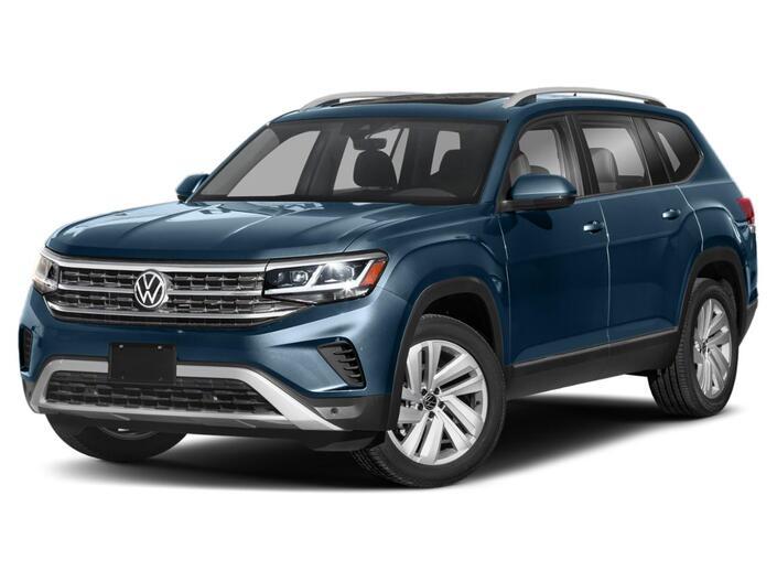 2021 Volkswagen Atlas 21.5 SEL Premium/Captain Chairs Seattle WA