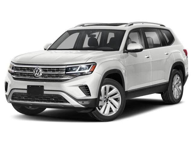 2021 Volkswagen Atlas 21.5 SEL Premium/Captain Charis Seattle WA
