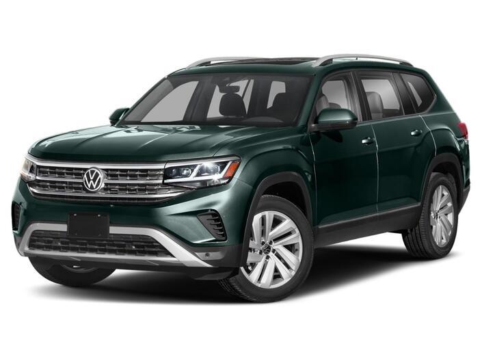 2021 Volkswagen Atlas 21.5 SEL Premium w/Captain Chairs Seattle WA