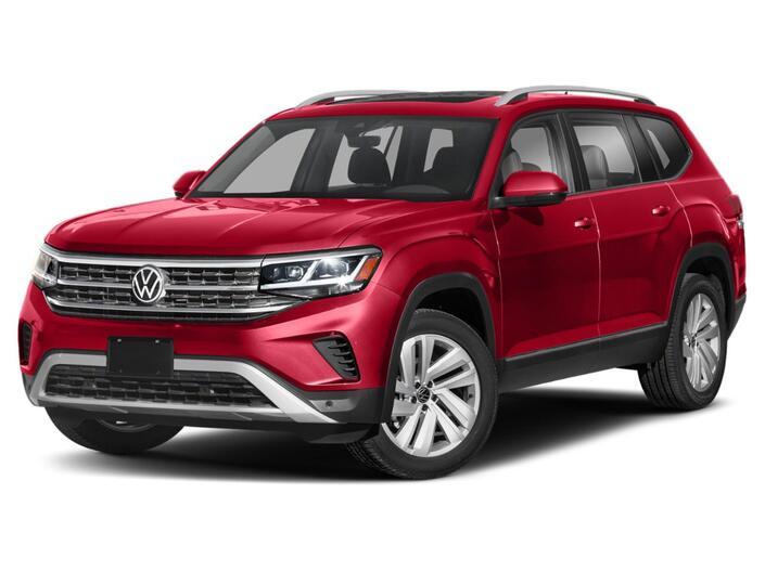 2021 Volkswagen Atlas 21.5 V6 SEL Premium 4Motion Lincoln NE