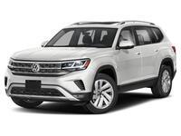2021 Volkswagen Atlas 3.6L V6 SE w/Technology 2021.5