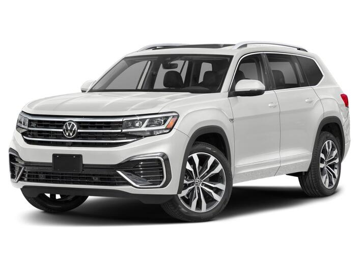 2021 Volkswagen Atlas 3.6L V6 SE w/Technology R-Line 4Motion Brookfield WI