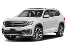 2021_Volkswagen_Atlas_3.6L V6 SE w/Technology R-Line_ Providence RI