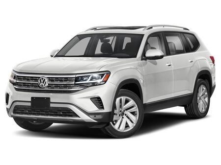 2021_Volkswagen_Atlas_3.6L V6 SE w/Technology R-Line FWD **VW CERT**_ Salisbury MD